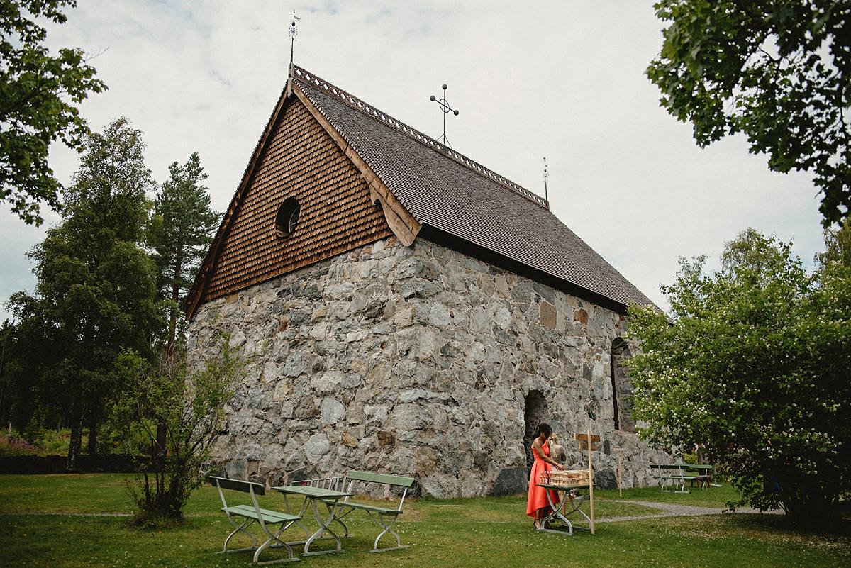 Church Harnosand