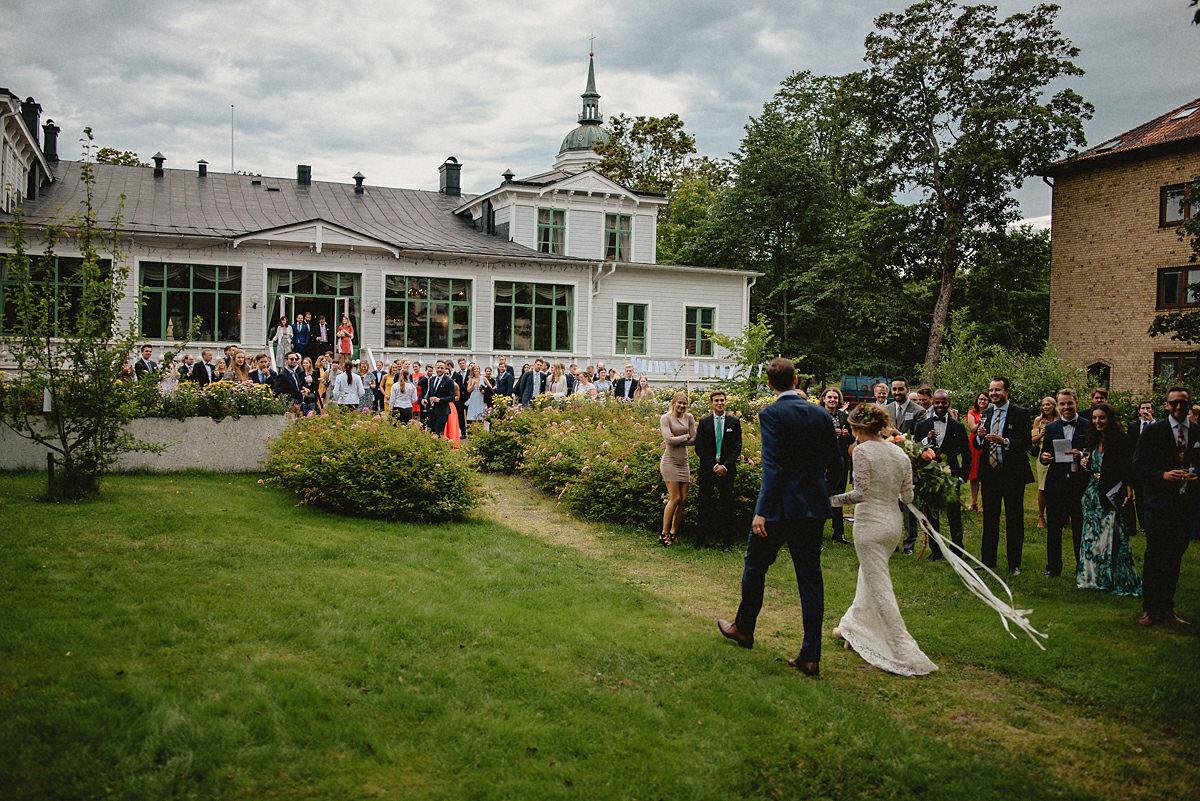 St Petri Logen Wedding
