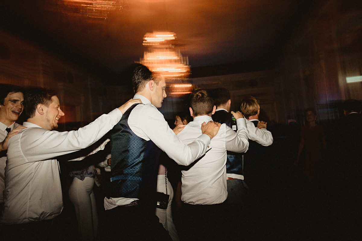 Wedding party Harnosand