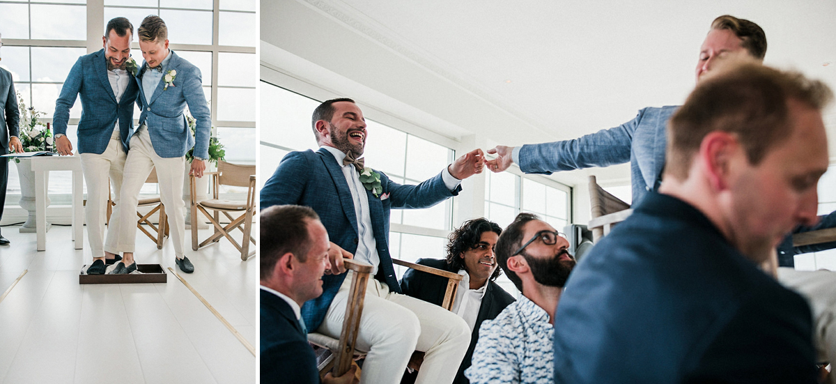 Same sex wedding Sweden