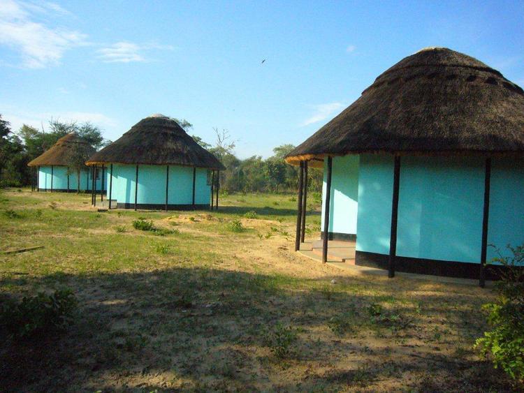 Housing complete at Mtshayeli Junior School.