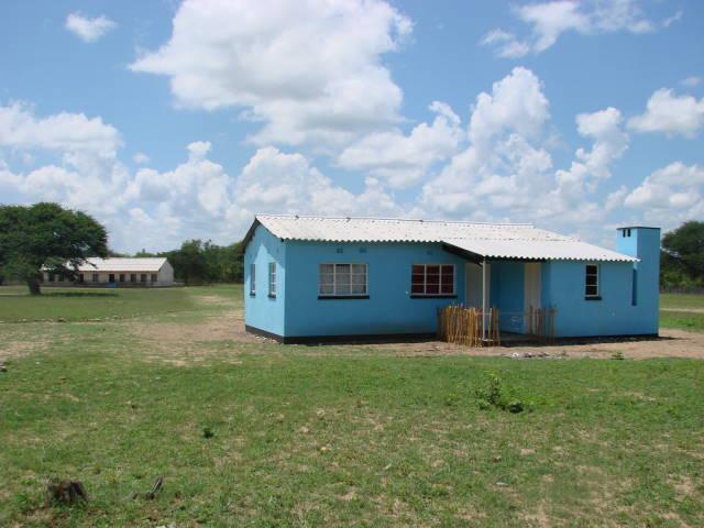 New teacher housing.