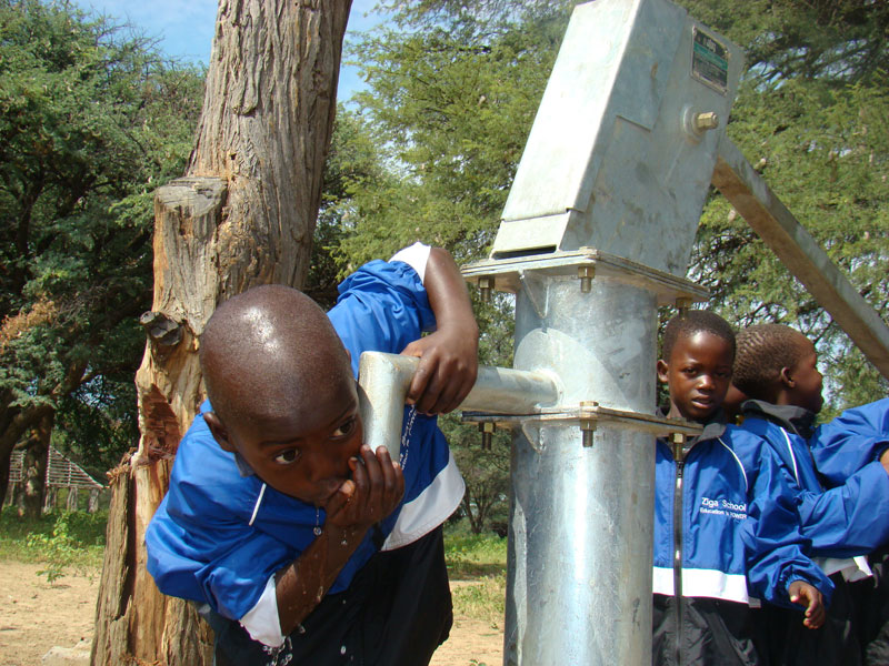 Ziga is a rural school that needed a lot of help. After rebuilding classroom blocks and teachers housing, D3 partnered with Global Water Partners to provide clean safe drinking water. Currently, children are healthier and happier with this clean water source at school which can be taken home with them as well.