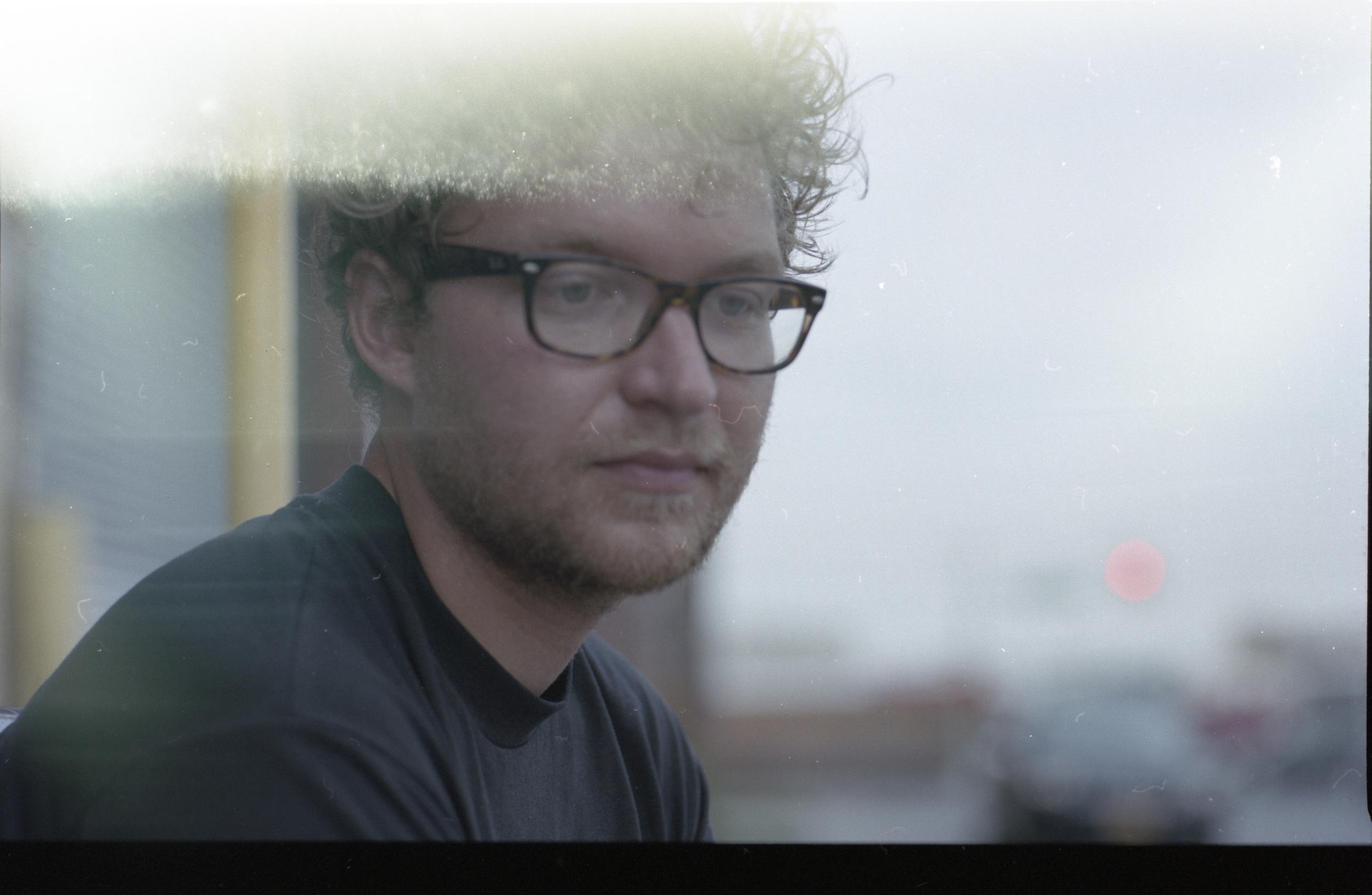 My friend Ian Hoogenboom.