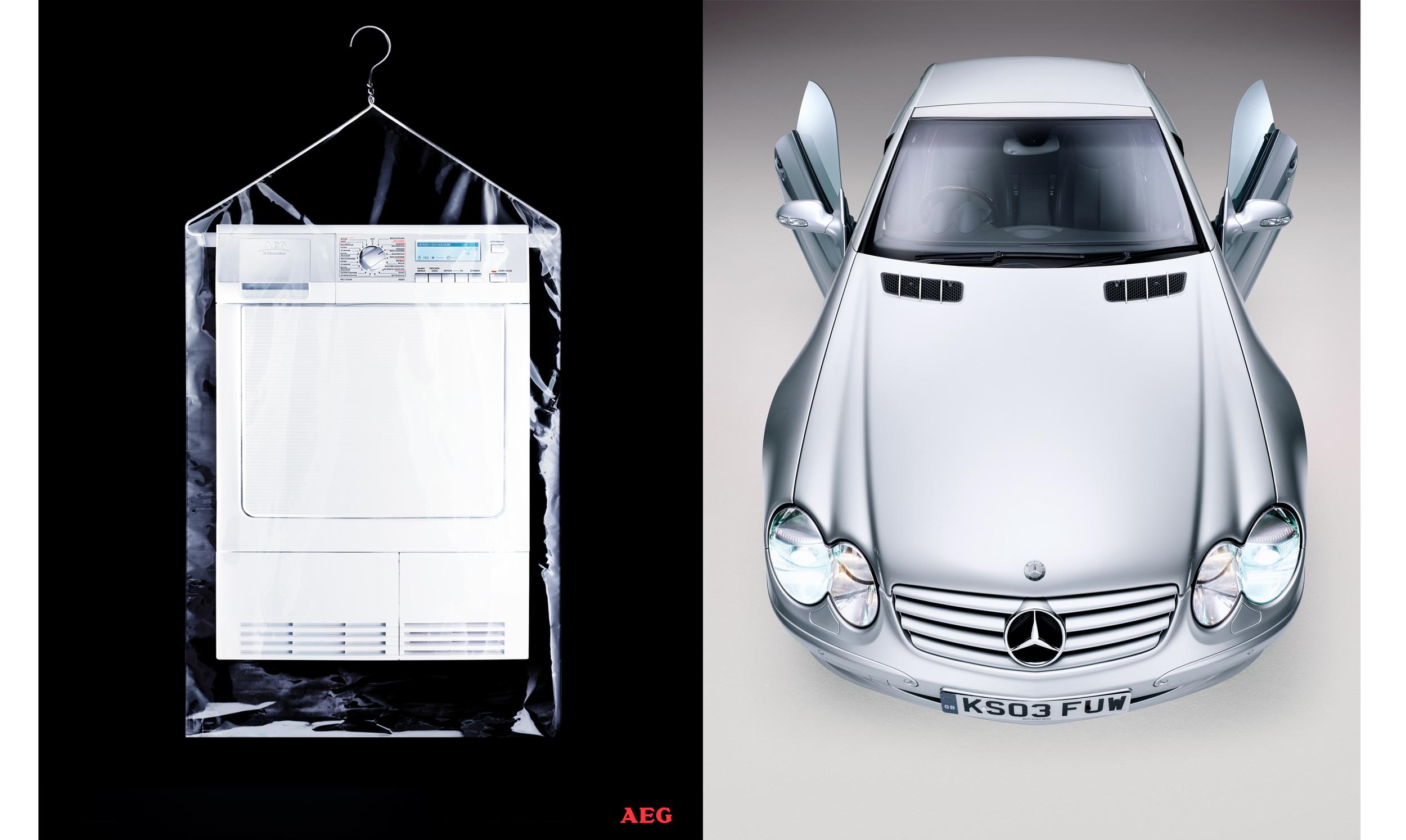 AEG -BBH London -  Mercedes