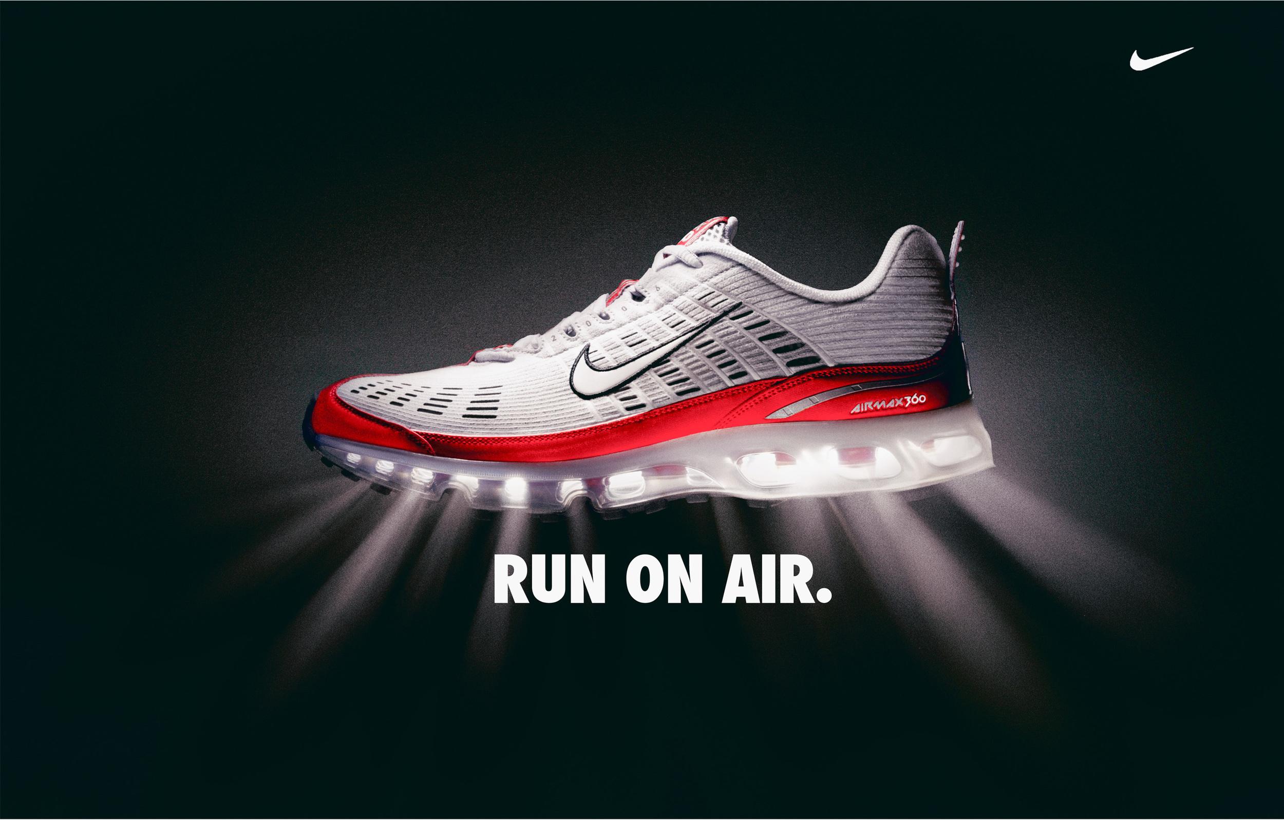 Nike; Soul Nitro