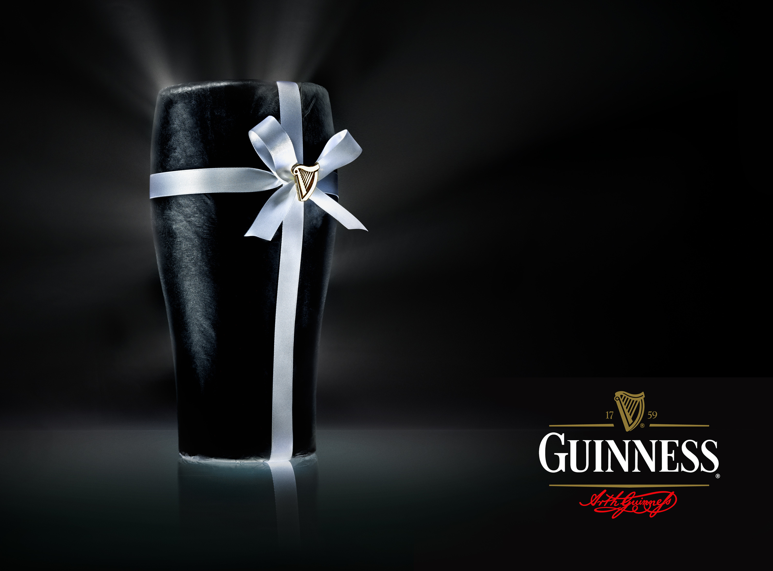 Guinness;    Design Works