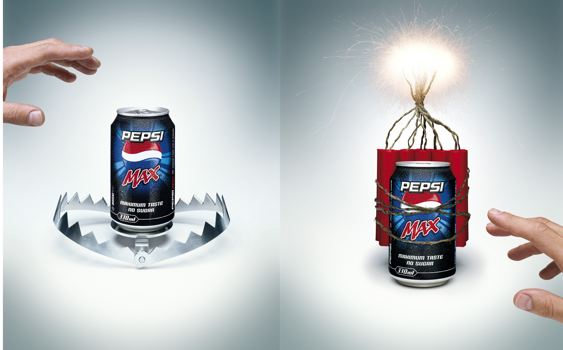 Pepsi Max; AMV BBDO London