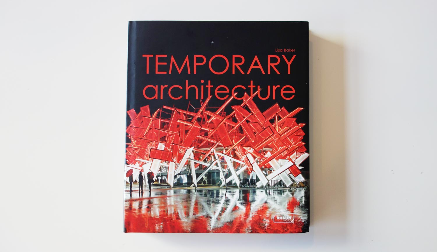 Temporary Architecture Cover