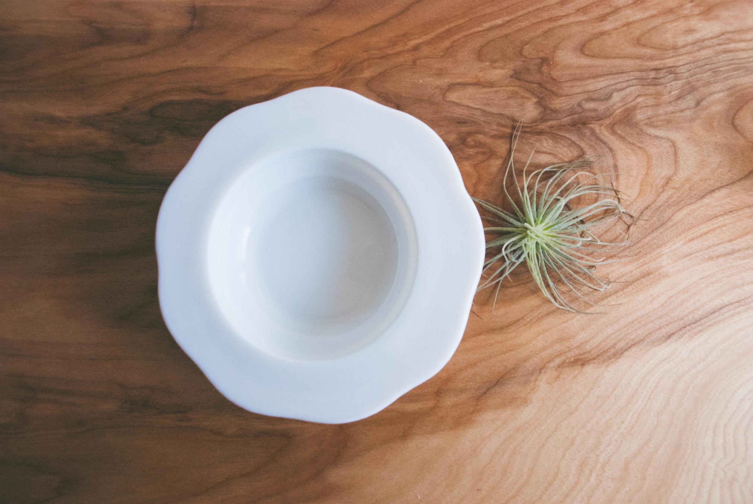 Milk-Glass-Dish