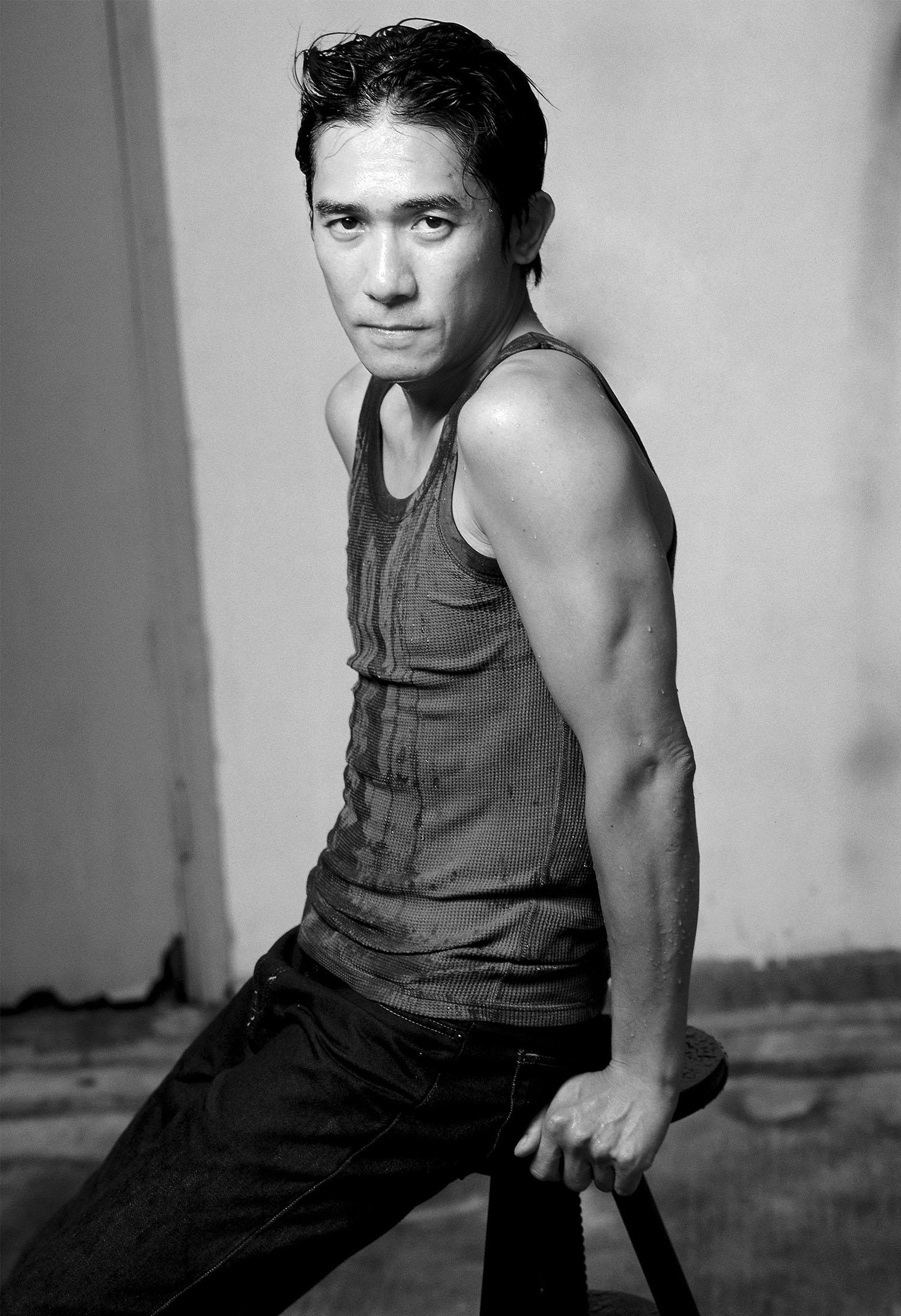 Tony Leung Chiu Wai 梁朝伟