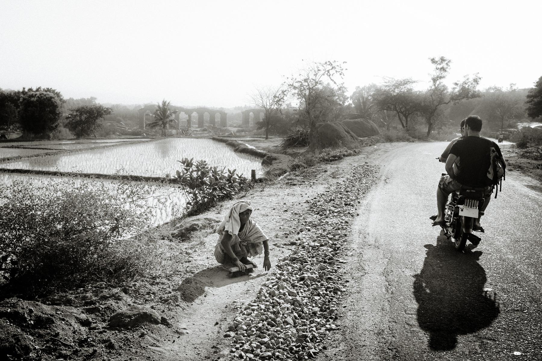 Gravel Sweeper