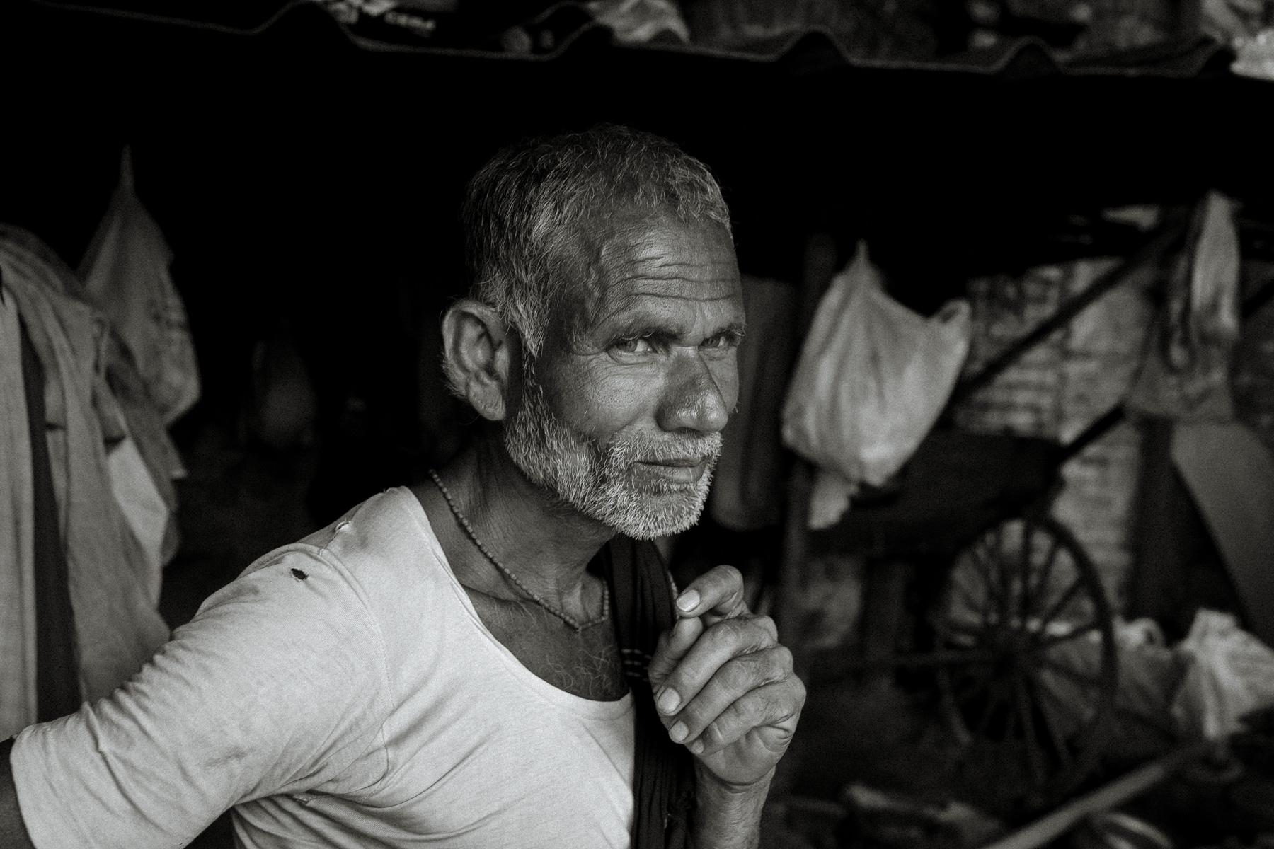 Rickshaw Repairman
