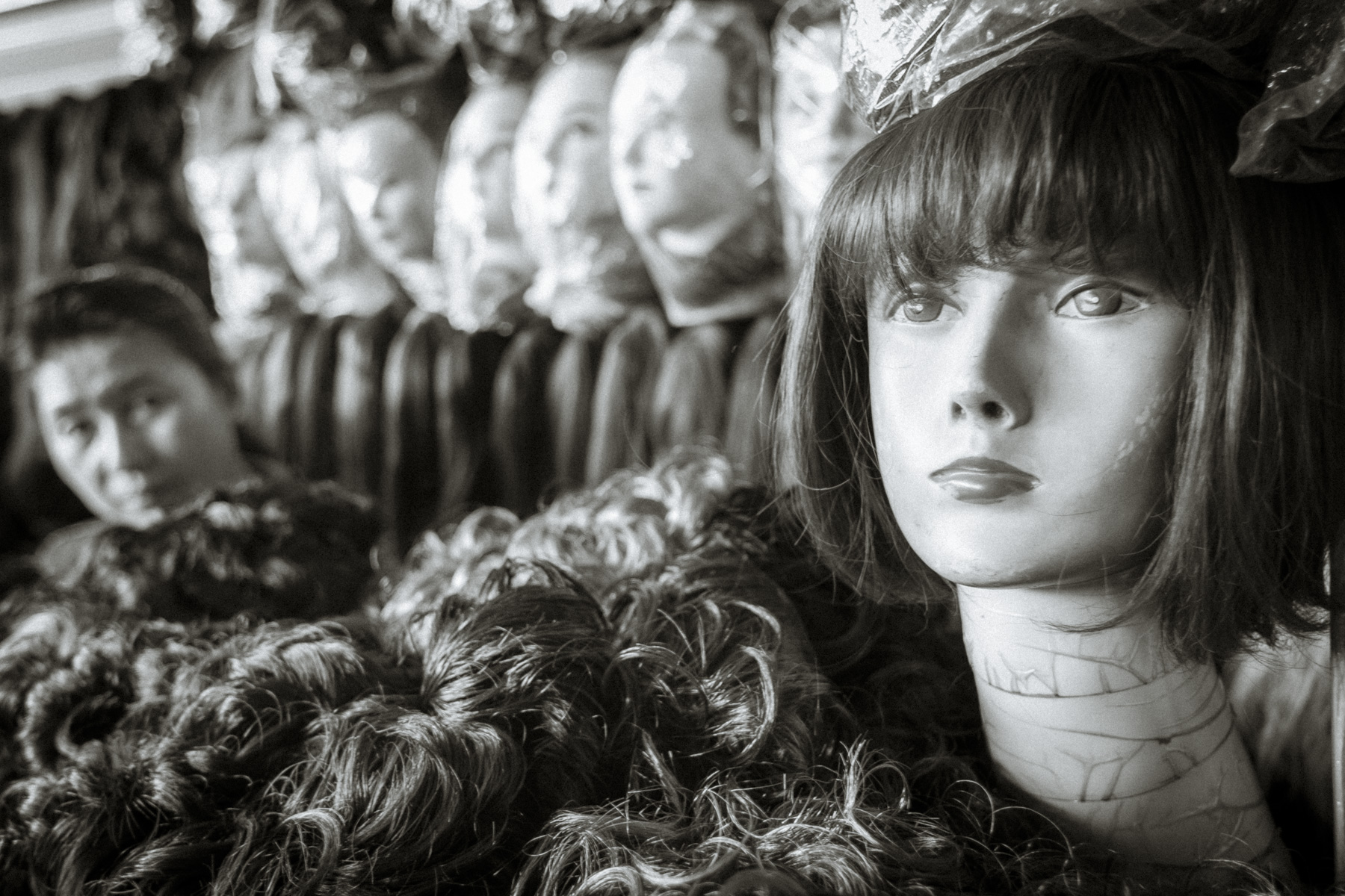 Wig Merchant
