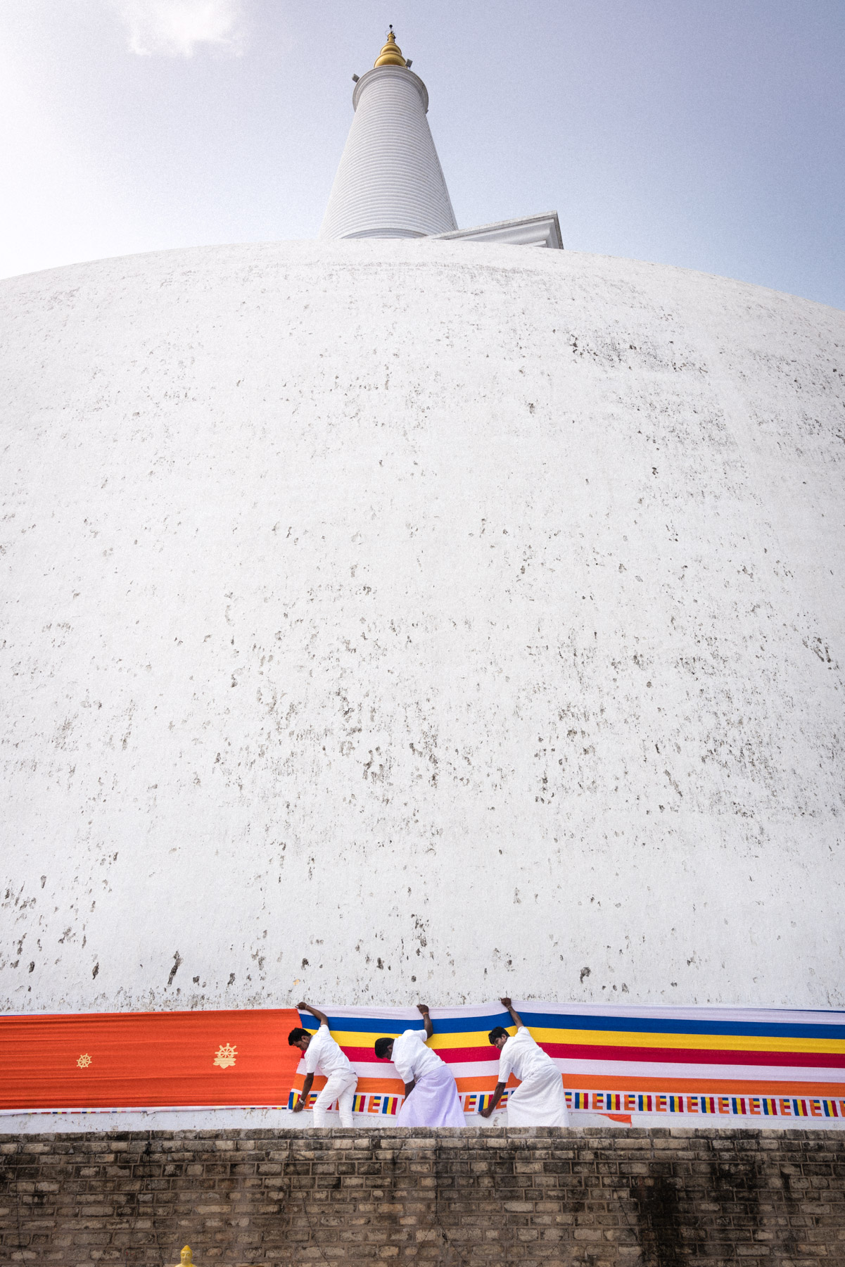 Stupa Wrap