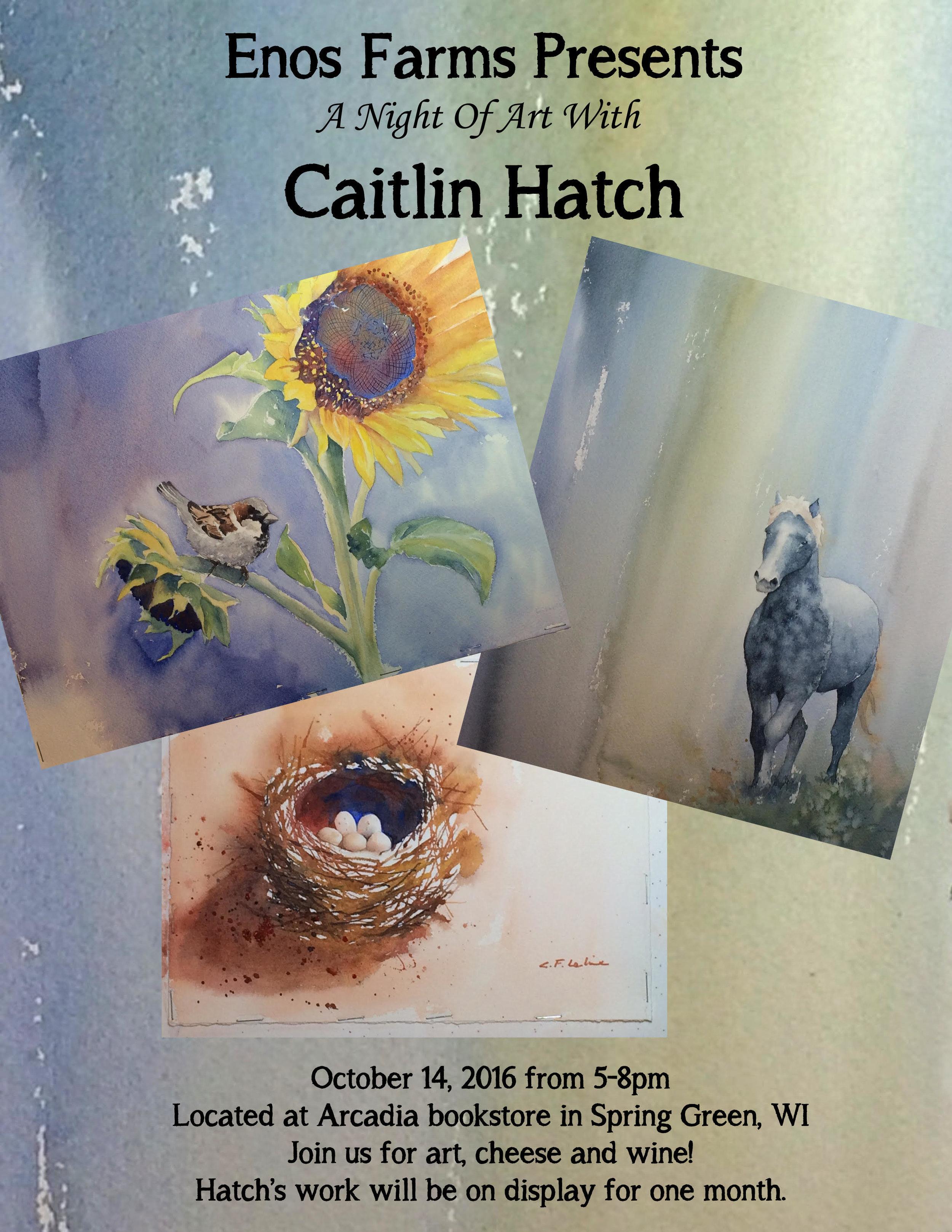 Caitlin Hatch