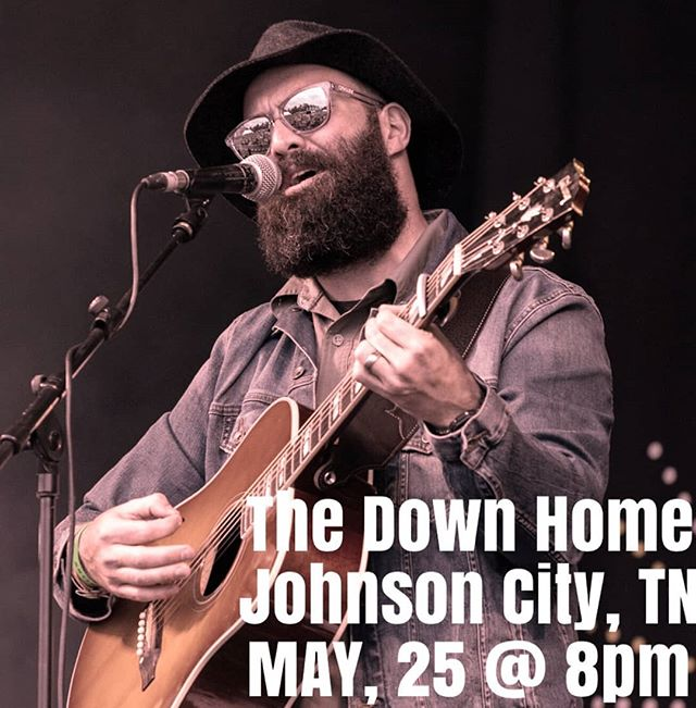Catch our Danny D at The Down Home May 25th!