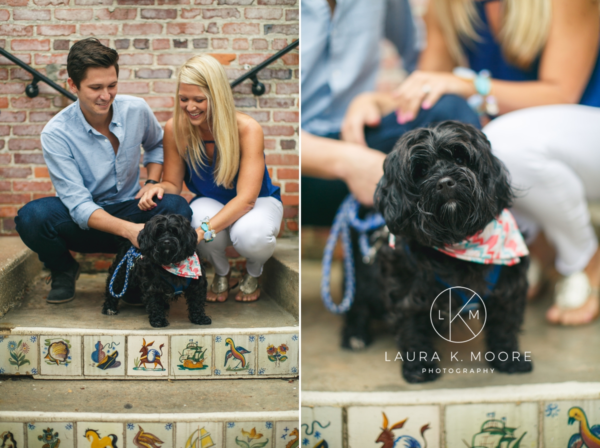 orlando-engagement-session-dog-puppy-portriats