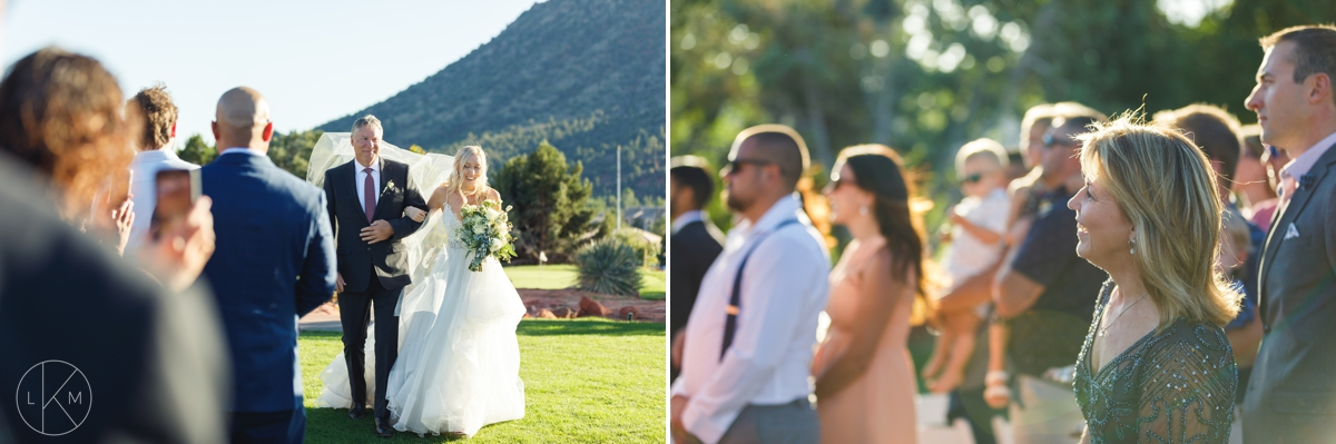 bride-walking-down-the-aisle-sedona
