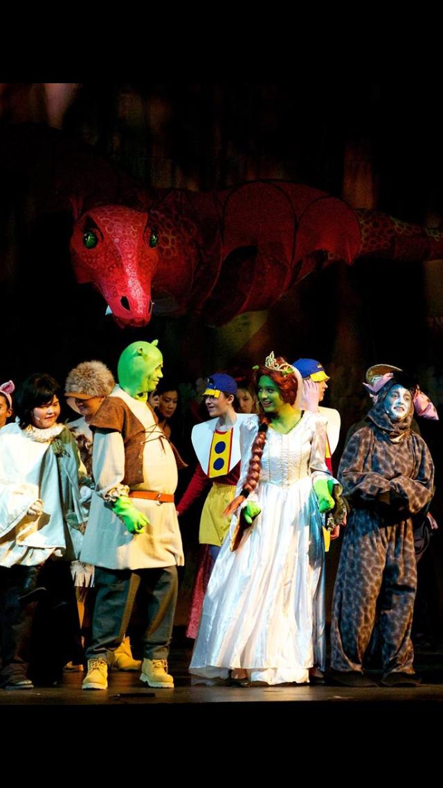 Curtain Call! Photo courtesy of David Addis.