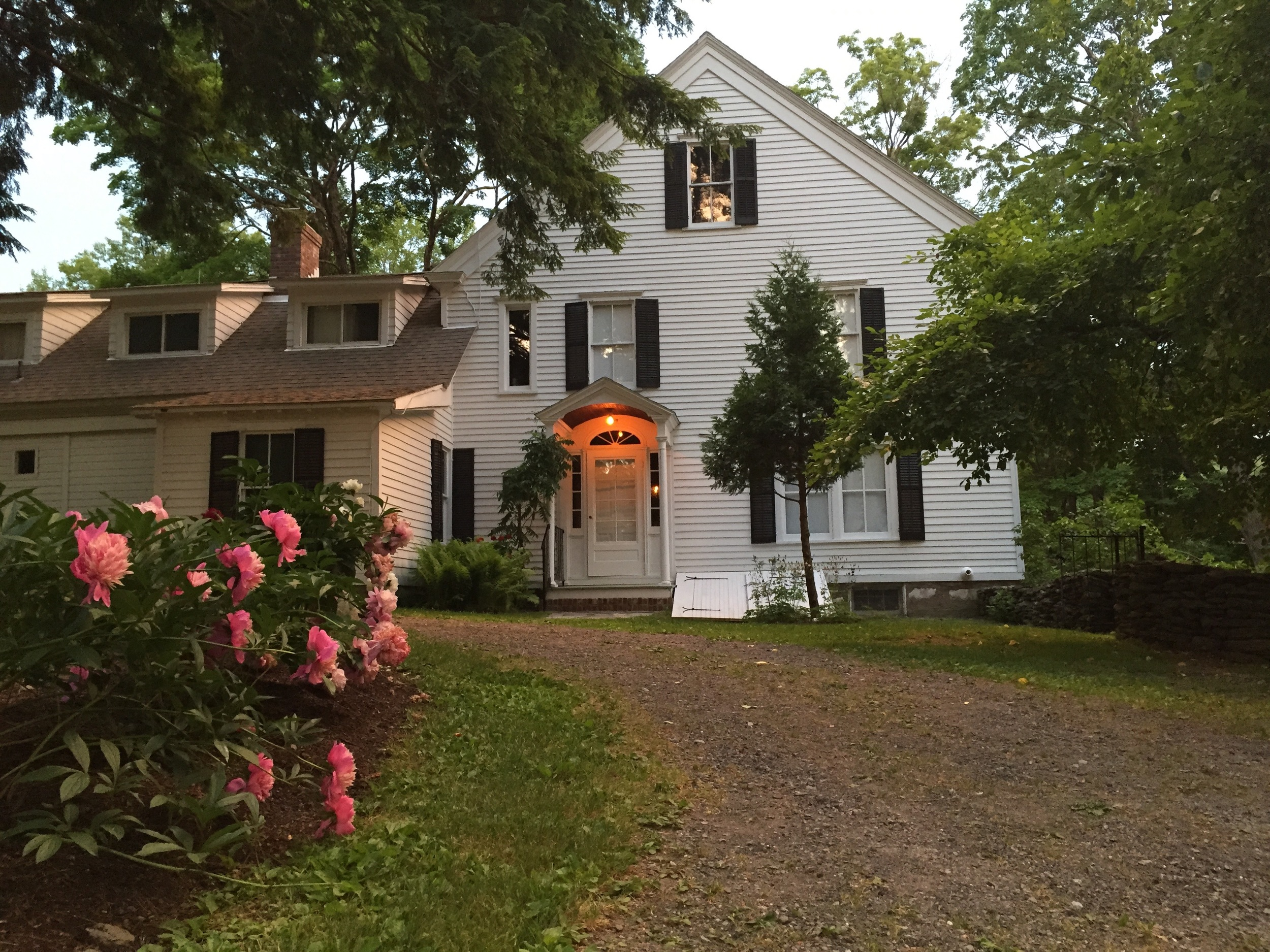 Home of Edna St. Vincent Millay