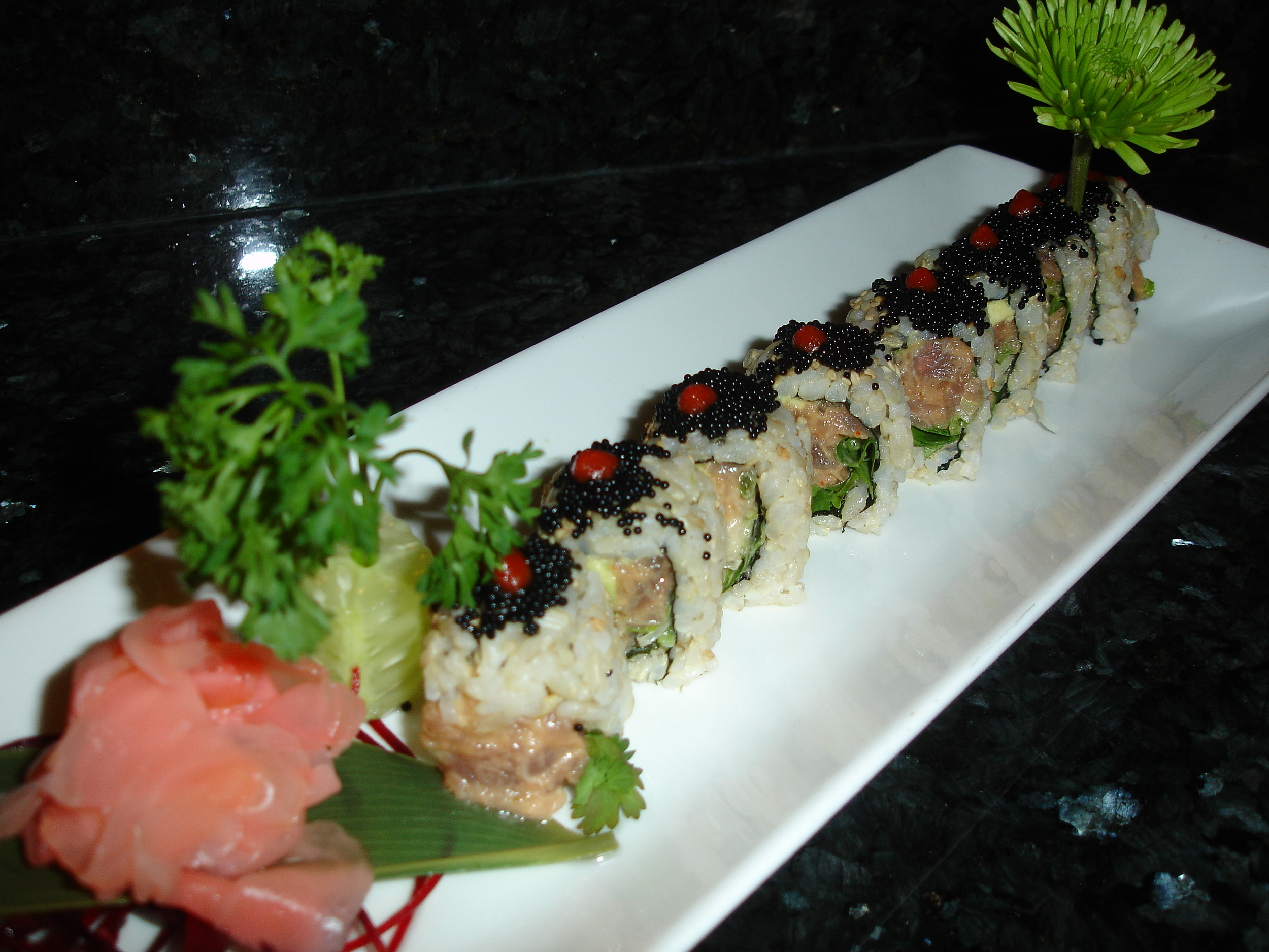 Black Panther Roll