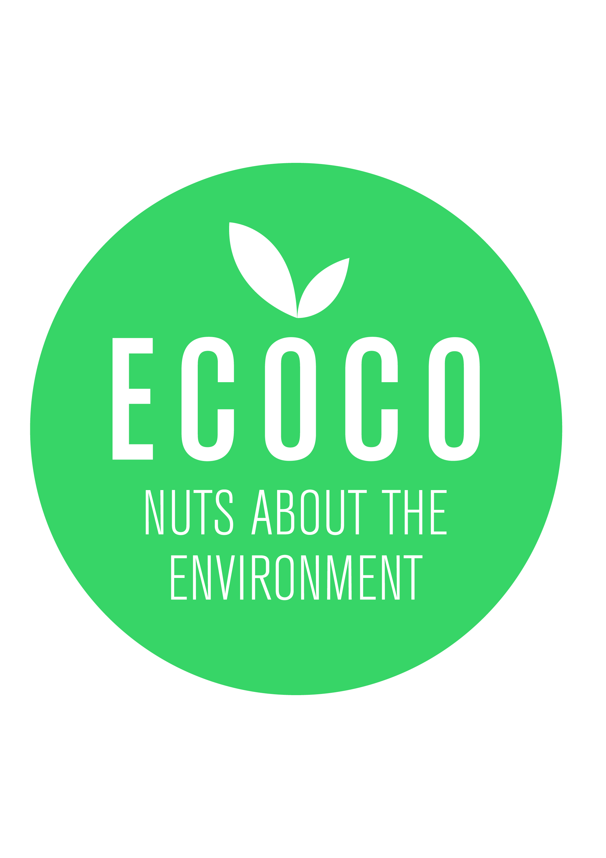 ECOCO visuele identiteit