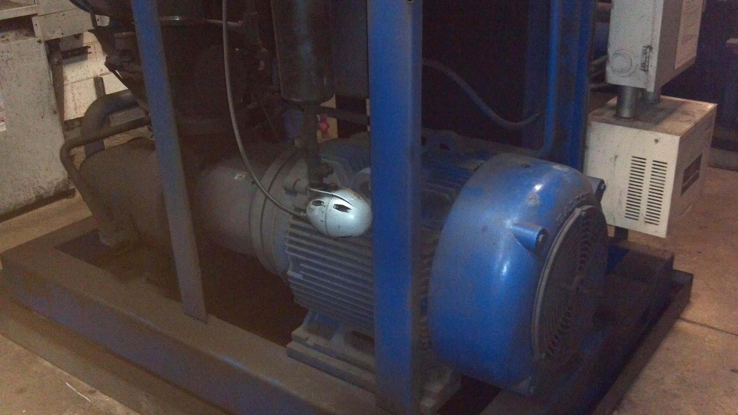 250 HP Vacuum Motor