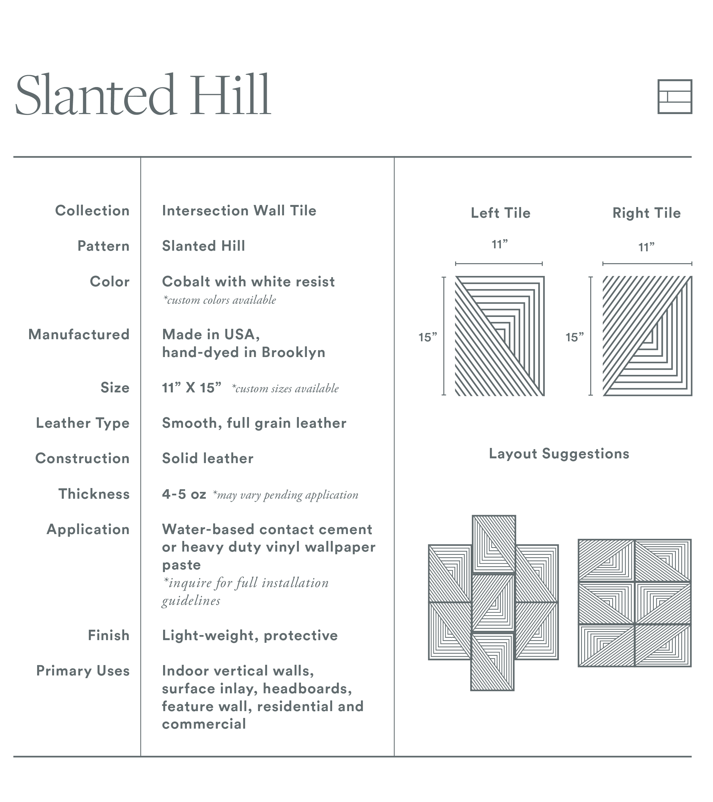 Slanted Hill