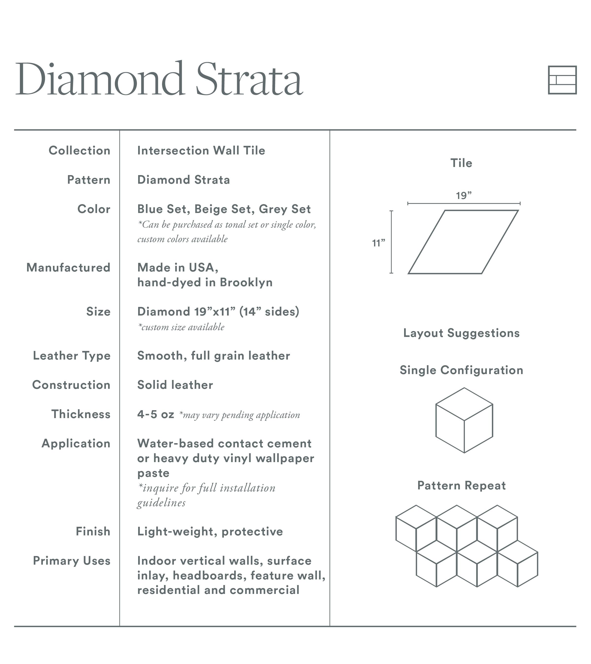 Diamond Strata