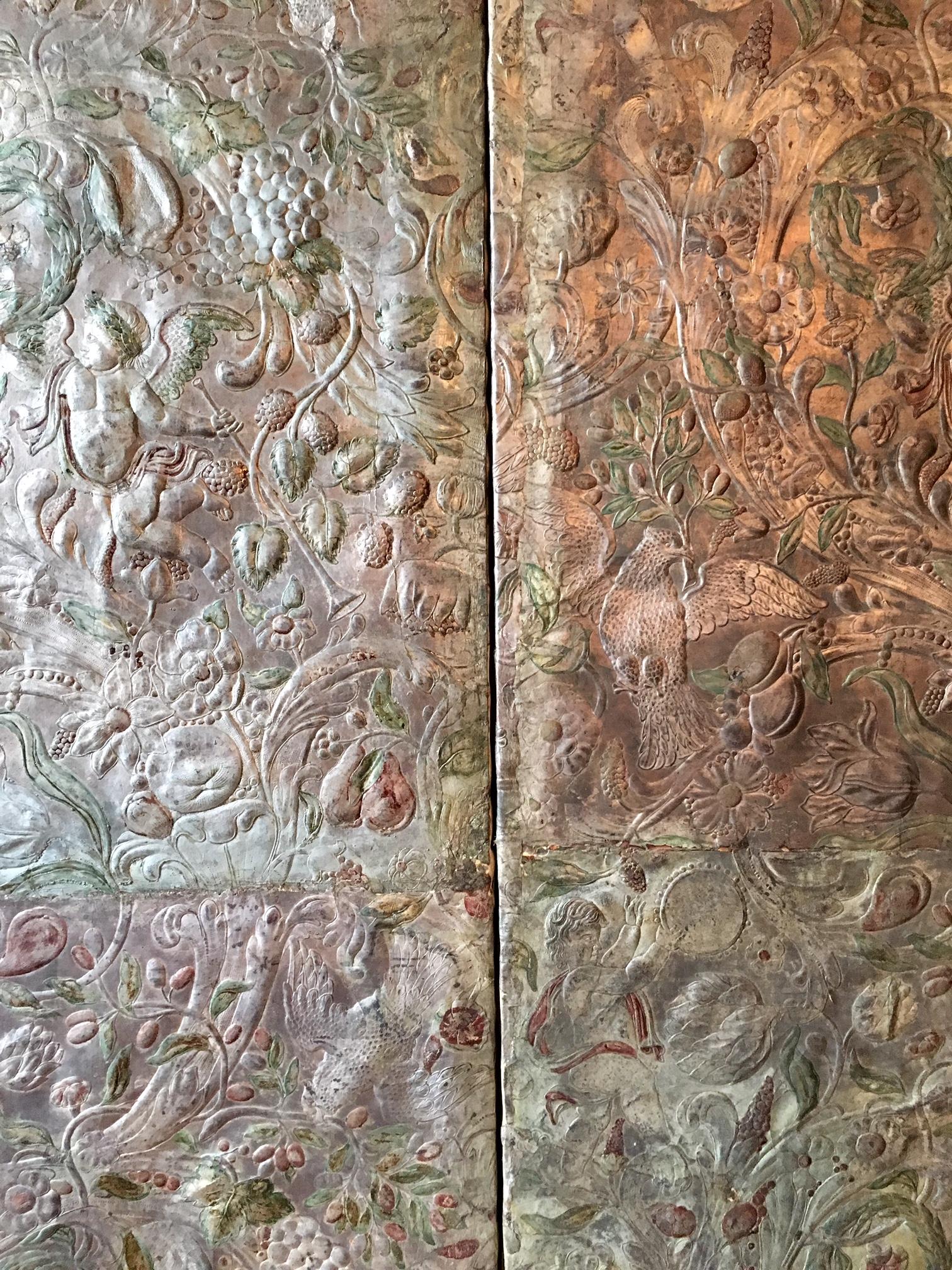 17th century tiles
