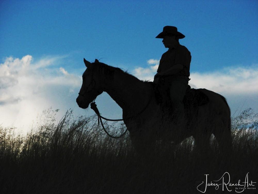Jabez Ranch Art by Cathy Norton