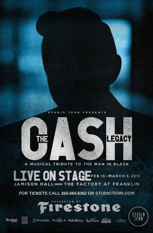 The Cash Legacy Poster