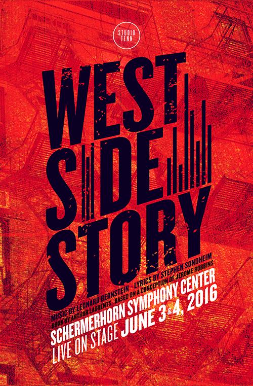 West Side Story at Schermerhorn Show Poster