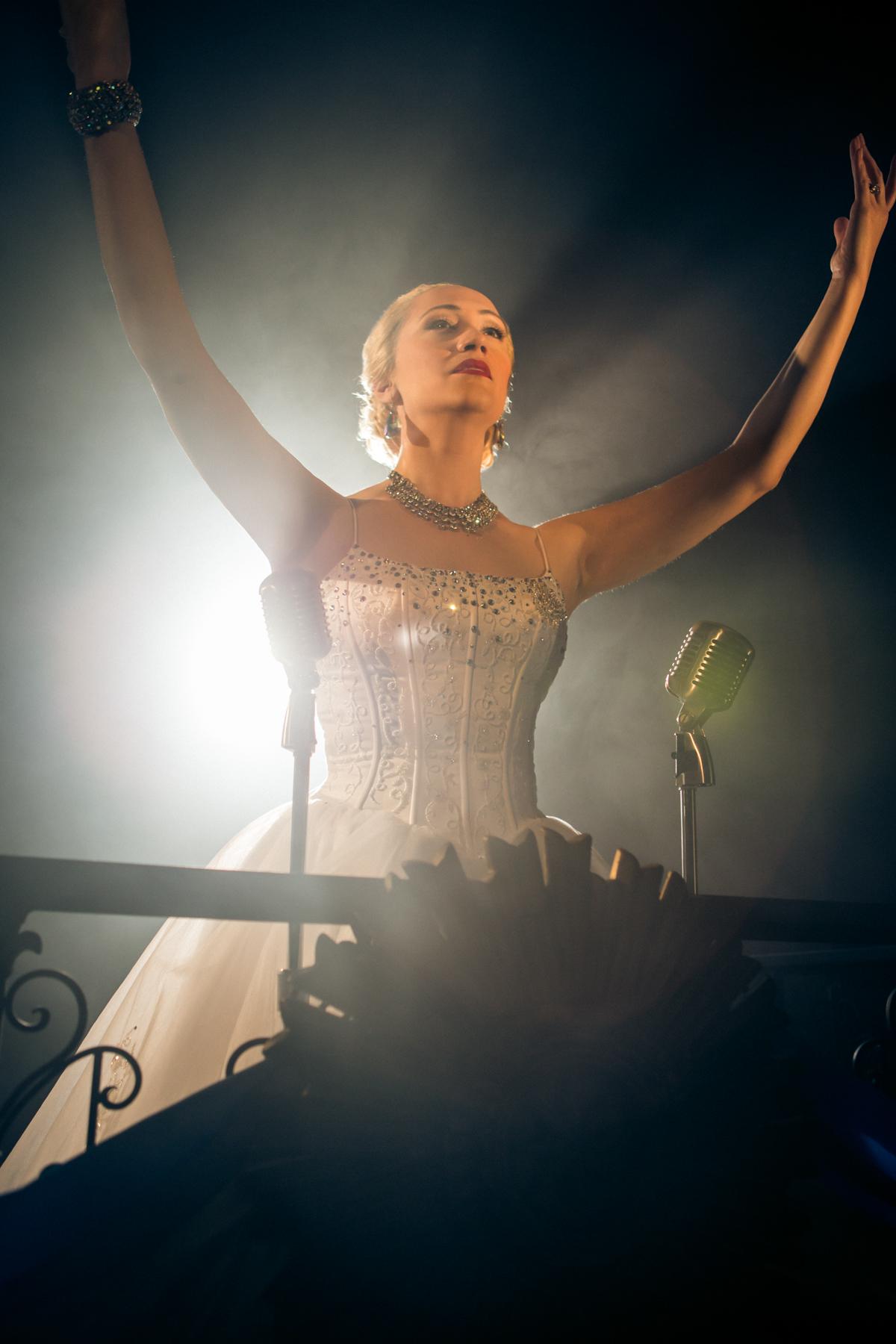 ST Evita starring Eden Espinosa