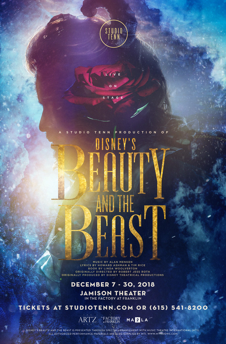ST Beauty and the Beast Poster 1
