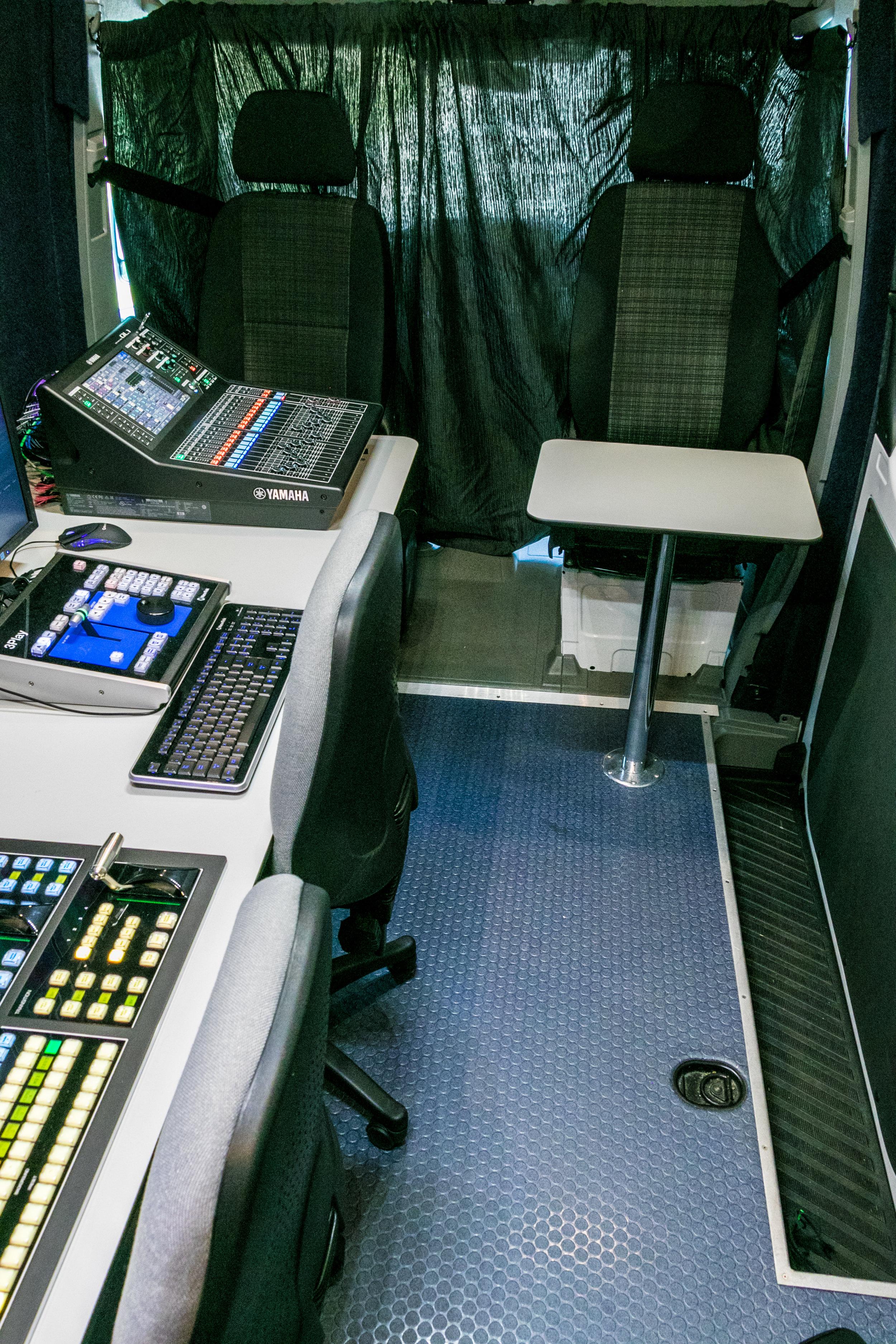 WCVE Mobile Production 3