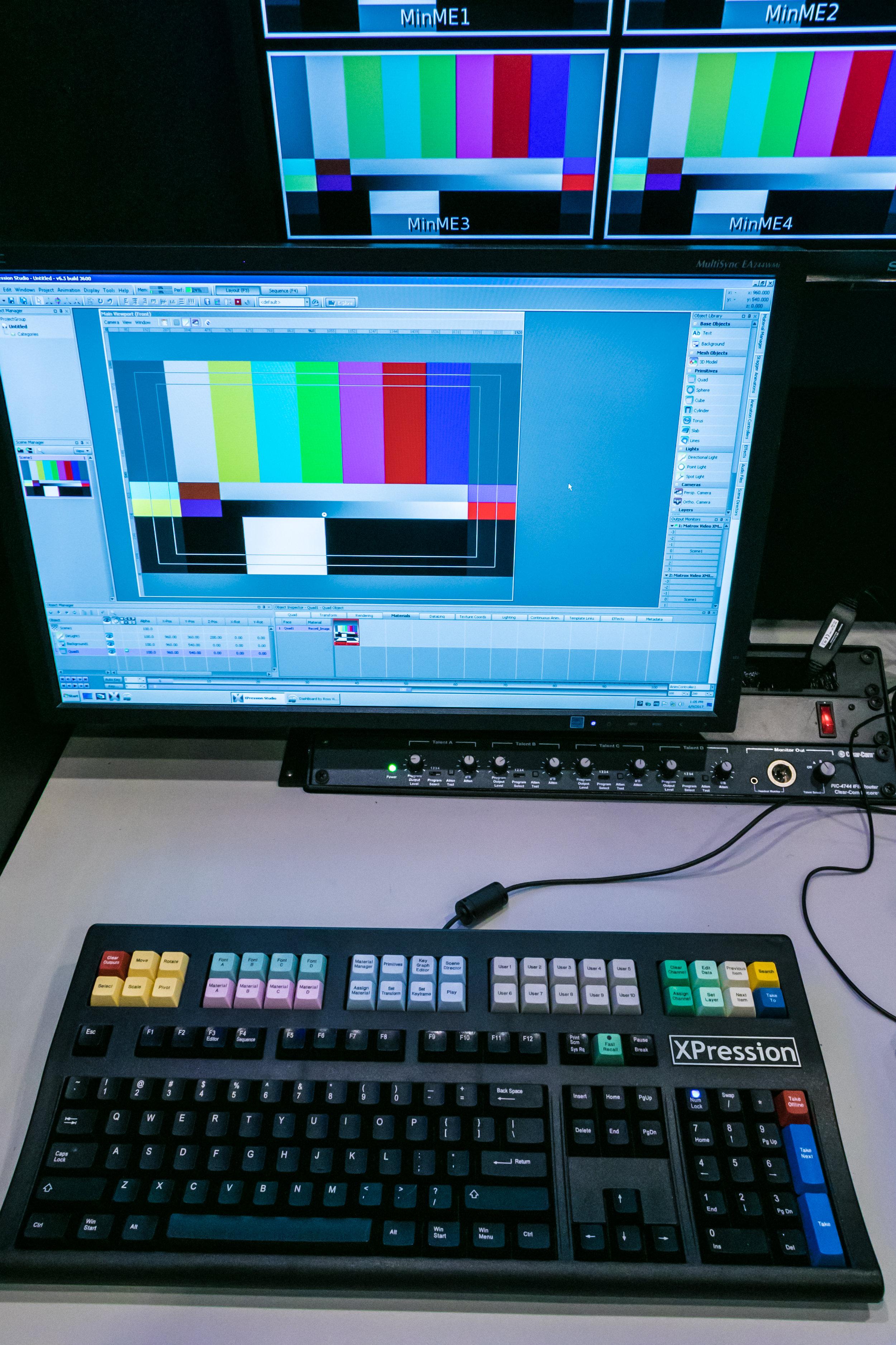XPression Graphics Studio