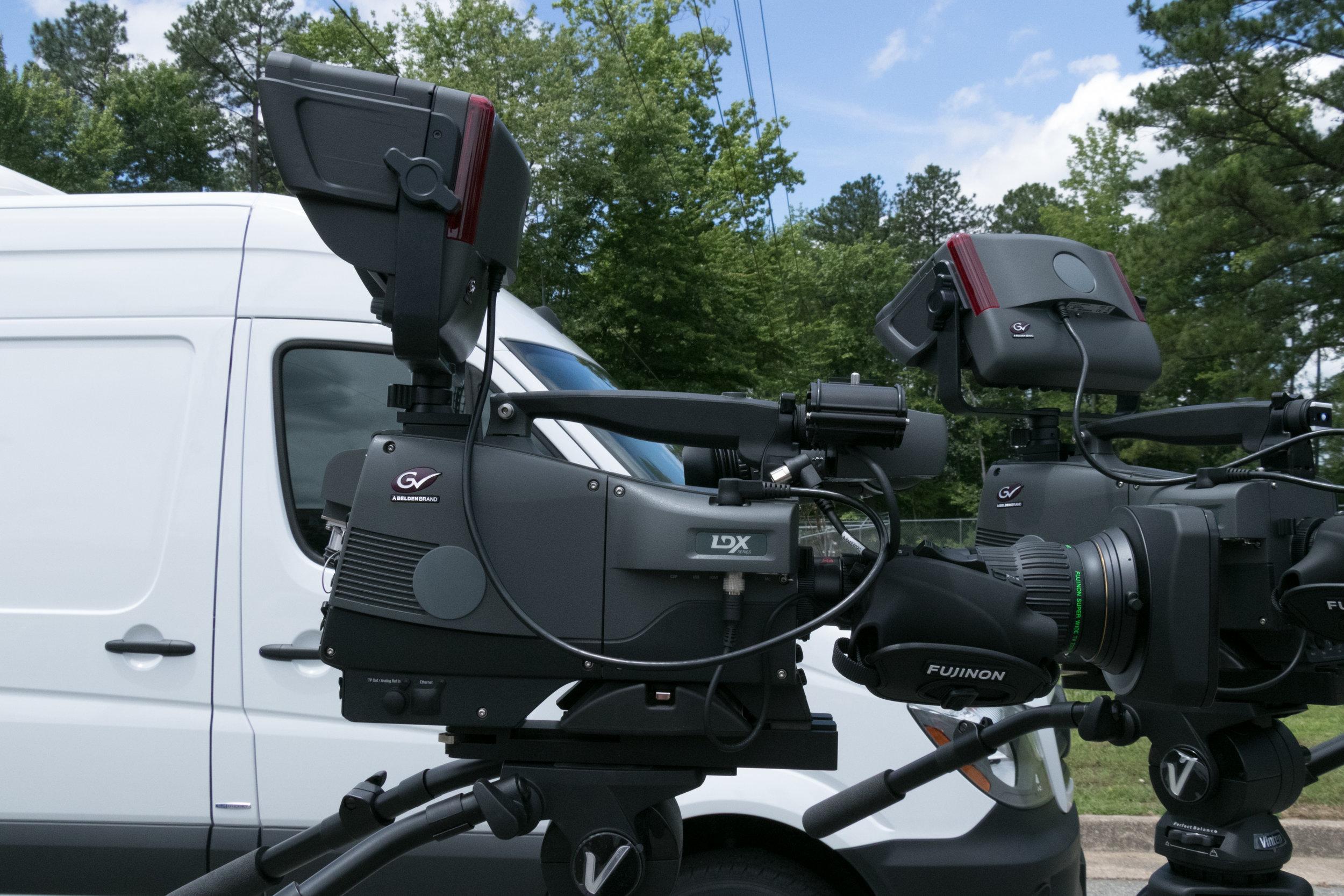 Grass Valley Cameras