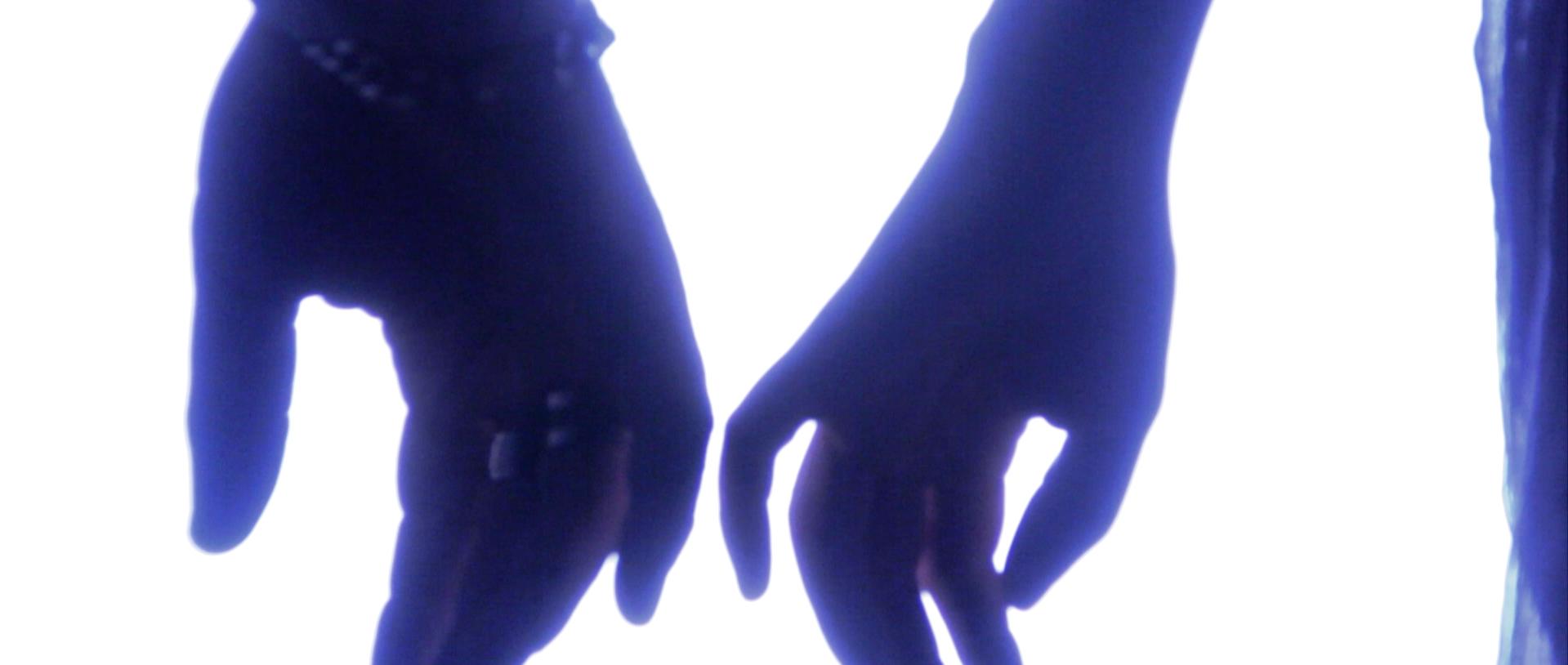 Still from short film NOT FADE AWAY