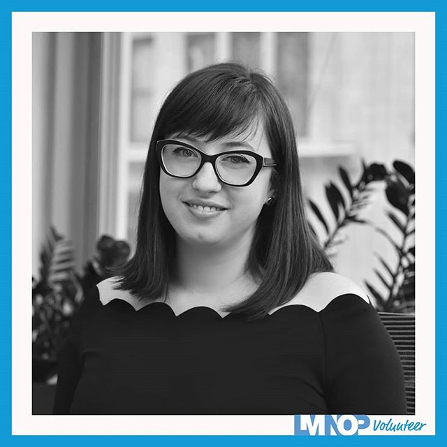 """LMNOP Story: Kait Kennedy (Volunteer) ==  """"I found out about LMNOP while covering a colleague's email during her maternity leave. I was looking to meet more people in the industry and decided to attend the 2018 Summer Mixer. From there I knew I wanted to play a larger role within LMNOP. I was welcomed with open arms and enthusiasm."""" #mylmnopstory #lmnopnyc @team.ais @ais.nyc"""