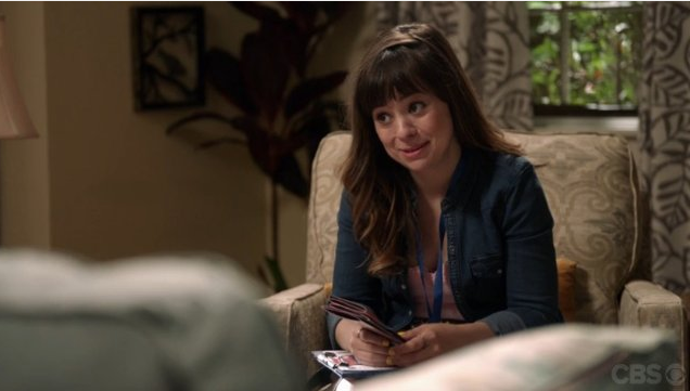 Alison Rich Life in Pieces CBS