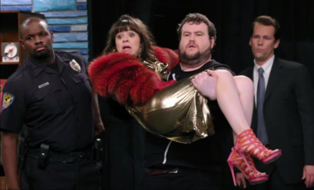 Alison Rich Comedy Bang! Bang!