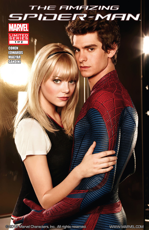 Gwen Stacy and Peter Parker | The Amazing Spider-Man
