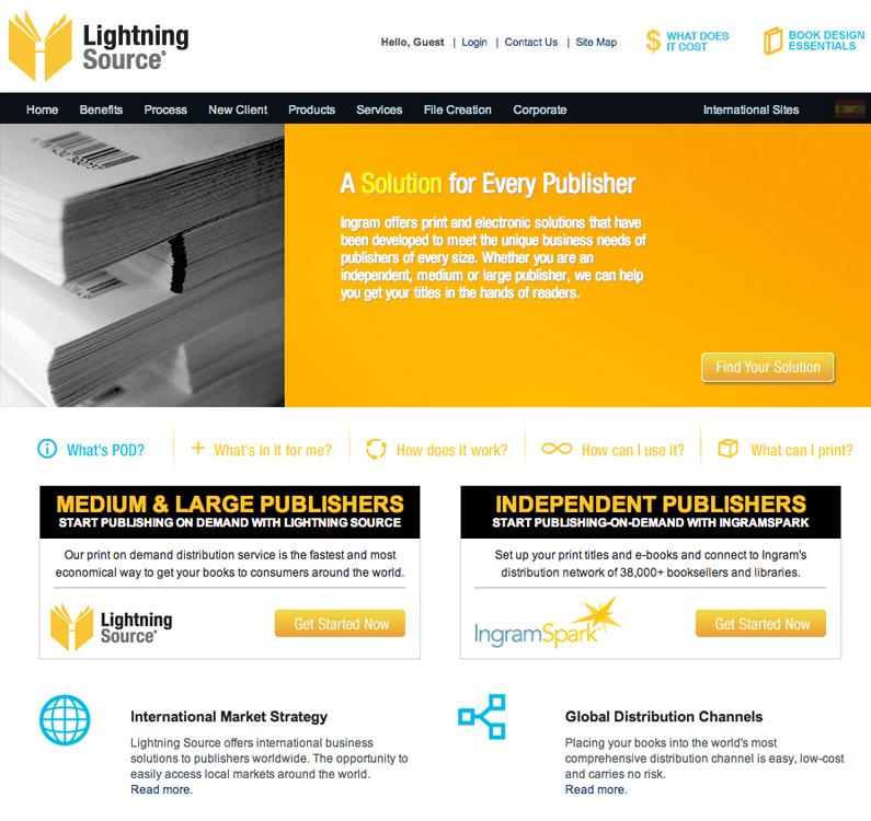 Lightning Source