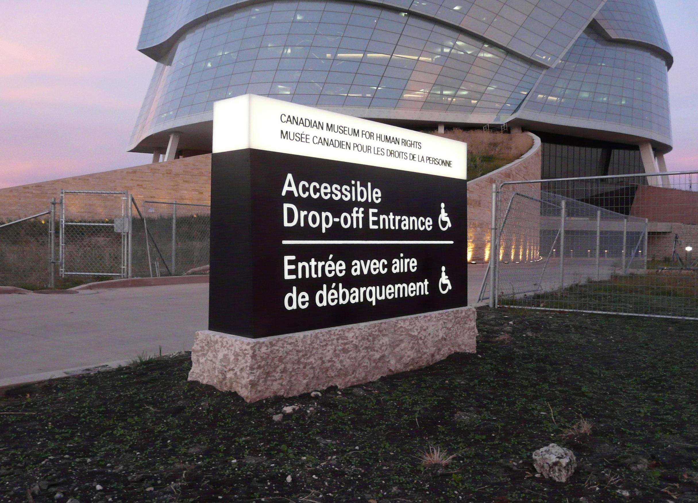Architectural Signage & Wayfinding