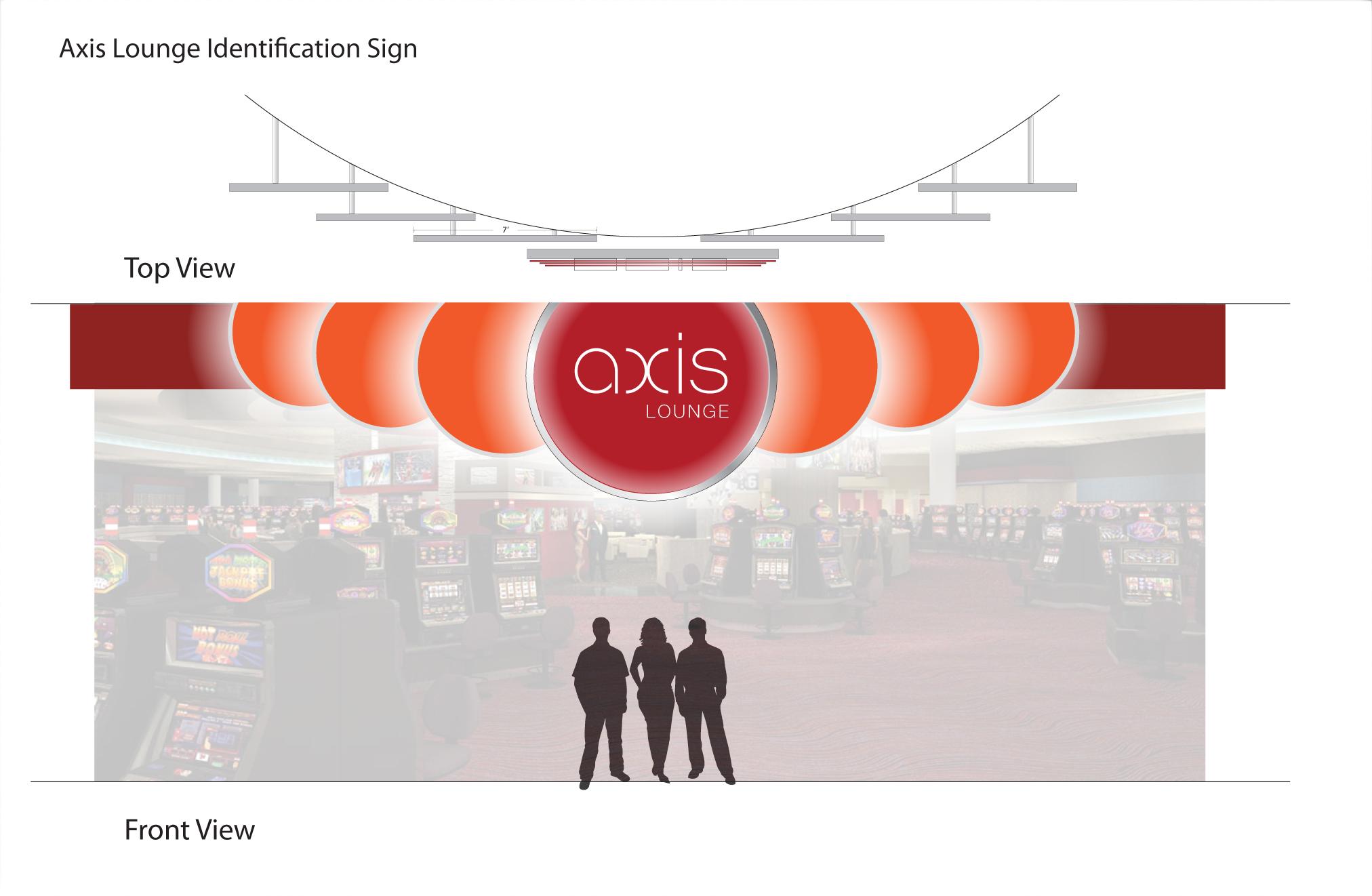 Casino Signage Design