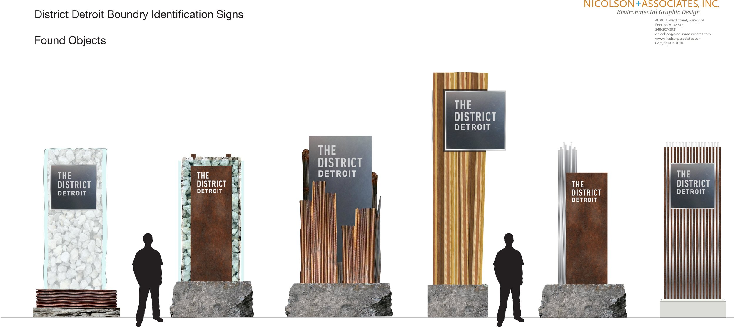 Wayfinding Boundary Identification