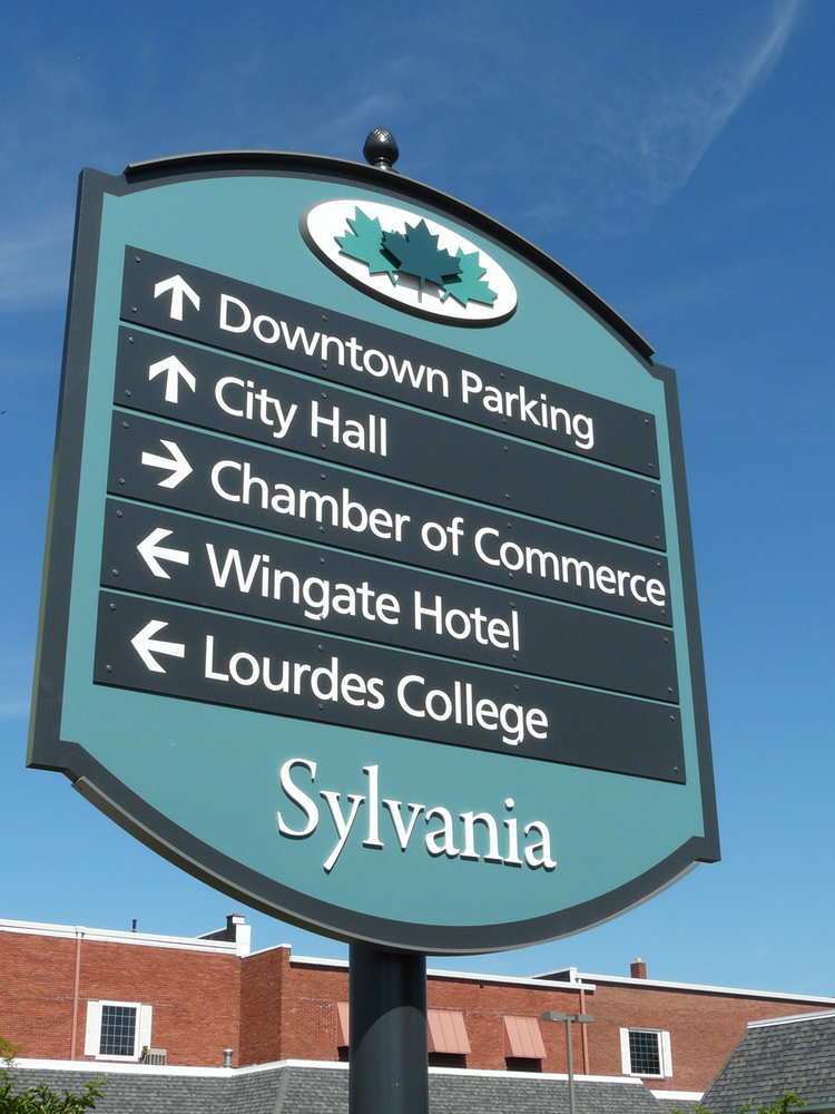 City of Sylvania Wayfinding Master Planning