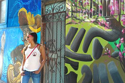 SNR San Francisco Mural